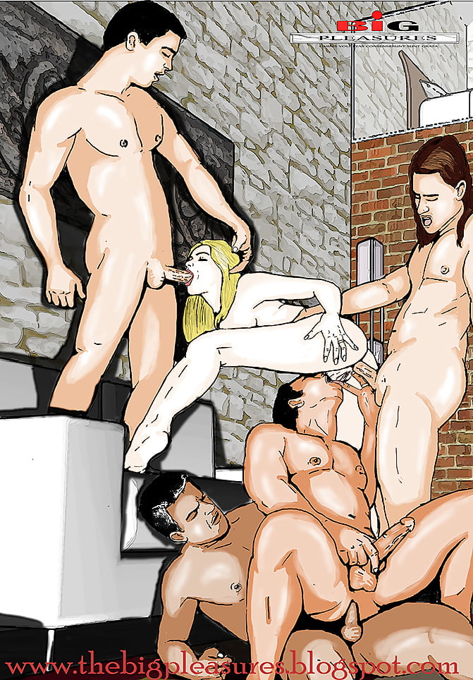 Voelker recommends 2 guys 1 girl bisexual