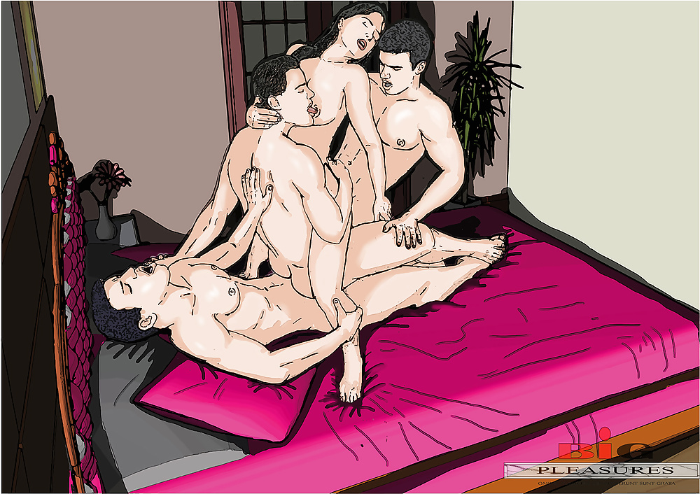 Norman recommends Sex machine wife threesome
